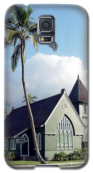 Hanalei Church 2 Galaxy S5 Case