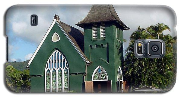 Hanalei Church Galaxy S5 Case
