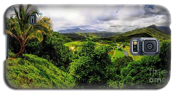 Hanalei Valley Galaxy S5 Case