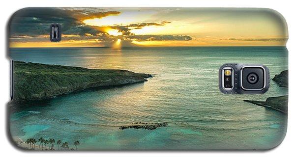 Hanauma Bay 1 Galaxy S5 Case