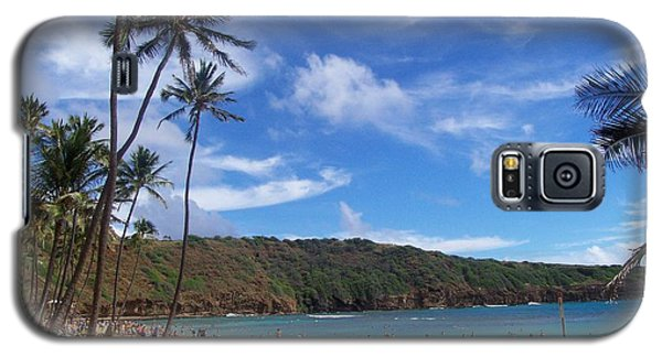Hanauma Bay Oahu Hawaii Galaxy S5 Case