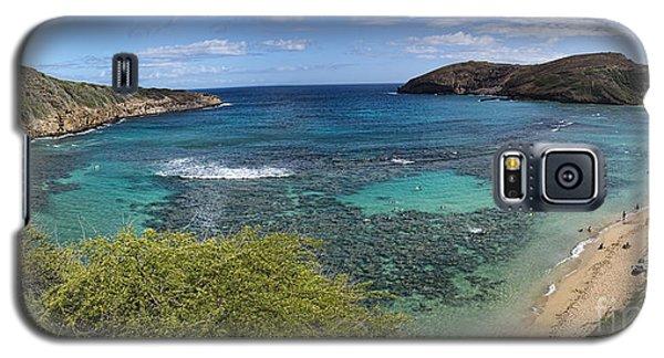 Hanauma Bay Panorama Galaxy S5 Case