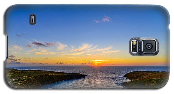 Hanauma Bay Sunrise Galaxy S5 Case