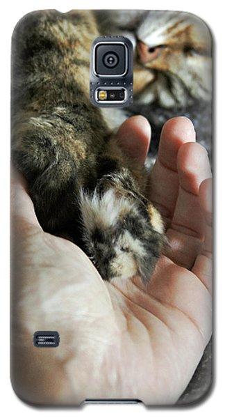 Hand In Hand Galaxy S5 Case