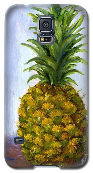Hand Painted Pineapple Fruit  Galaxy S5 Case