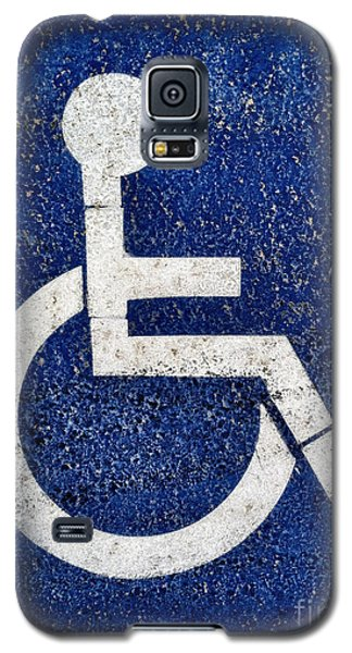 Handicapped Symbol Galaxy S5 Case