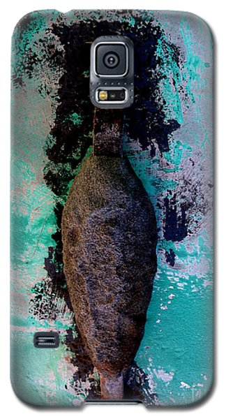 Galaxy S5 Case featuring the photograph Handle by Robert Riordan