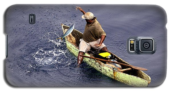 Handline Fisherman Galaxy S5 Case