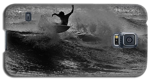 Galaxy S5 Case featuring the photograph Hang Ten II by Craig Wood