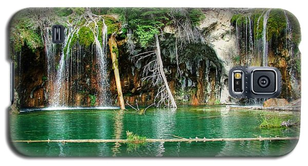 Hanging Lake 1 Galaxy S5 Case by Ken Smith