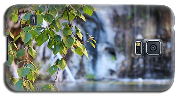 Hanging Lake 8x10 Crop Galaxy S5 Case