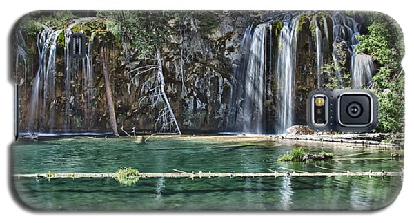 Hanging Lake Galaxy S5 Case by Priscilla Burgers