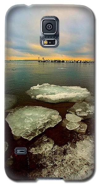 Galaxy S5 Case featuring the photograph Hanging On by Amanda Stadther
