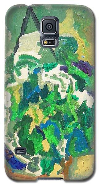 Hanging Plant Galaxy S5 Case by Harry Hartshorne Jr
