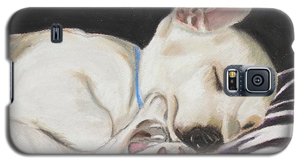 Hanks Sleeping Galaxy S5 Case