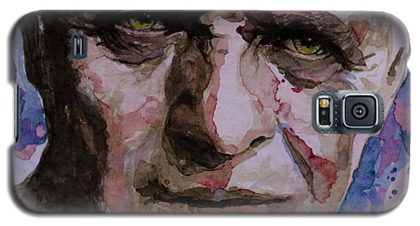Galaxy S5 Case featuring the painting Hannibal by Laur Iduc