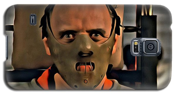 Hannibal Lecter Galaxy S5 Case