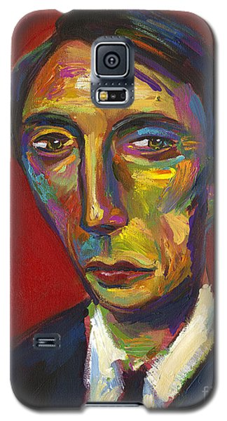 Hannibal The Cannibal Galaxy S5 Case