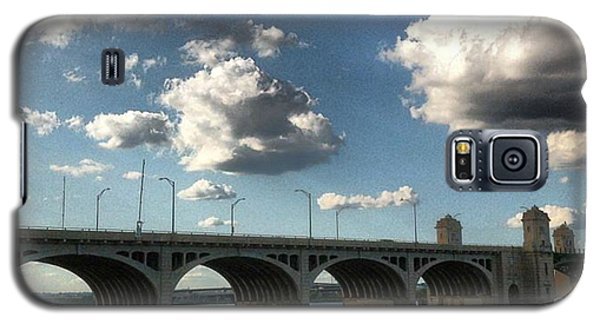 Hanover Street Bridge Galaxy S5 Case