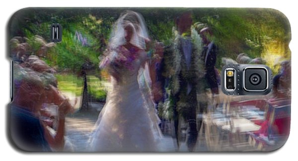 Galaxy S5 Case featuring the photograph Happily Ever After by Alex Lapidus