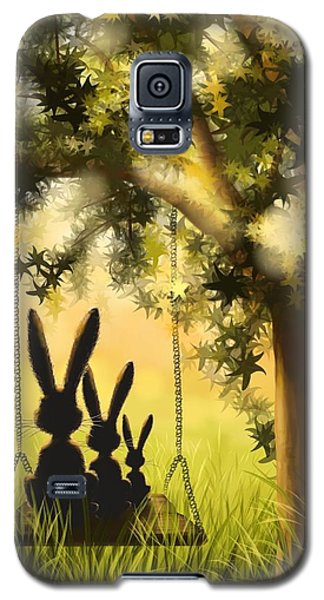 Happily Together Galaxy S5 Case by Veronica Minozzi