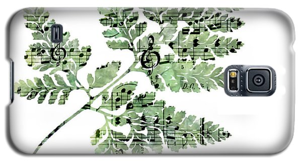 Happy Adventure Music Fern Galaxy S5 Case