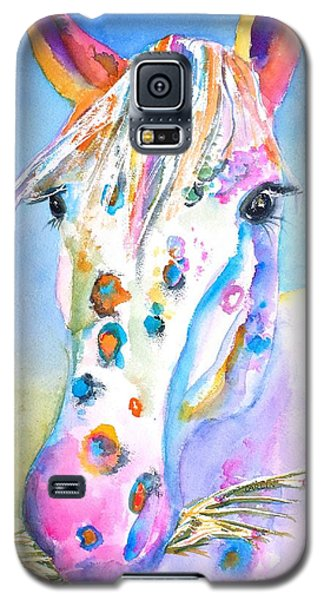 Happy Appy Galaxy S5 Case by Carlin Blahnik