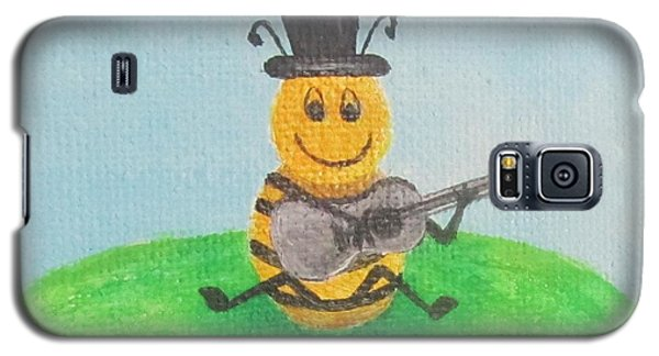 Happy Bee Galaxy S5 Case