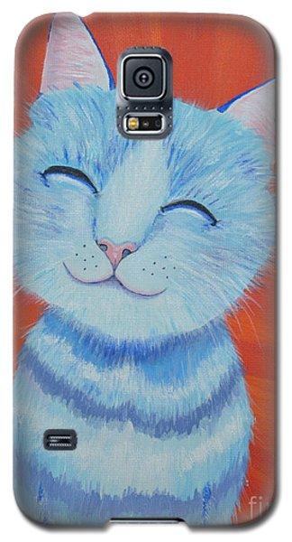 Happy Cat Galaxy S5 Case