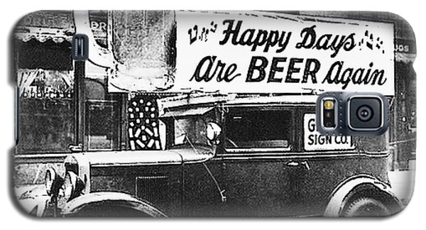 Happy Days Are Beer Again Galaxy S5 Case