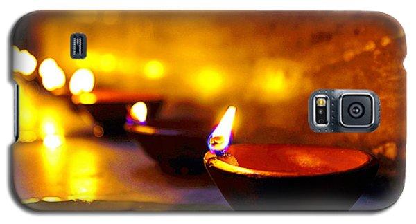 Happy Diwali Galaxy S5 Case