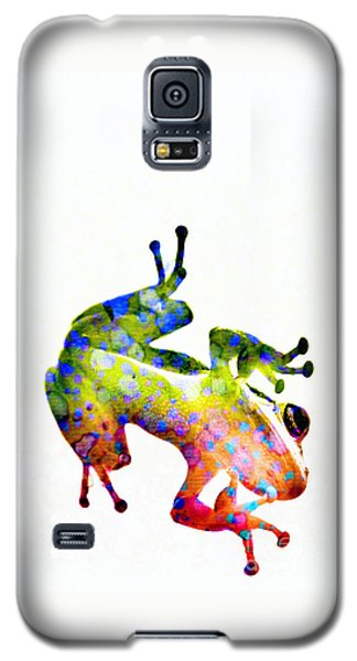 Happy Frog Galaxy S5 Case