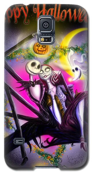 Happy Halloween II Galaxy S5 Case