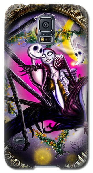 Happy Halloween IIi Galaxy S5 Case