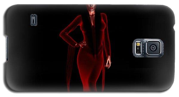 Galaxy S5 Case featuring the digital art Happy Halloween... by Tim Fillingim