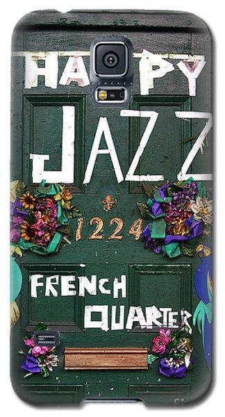Happy Jazz Galaxy S5 Case