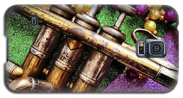Happy Mardi Gras Galaxy S5 Case