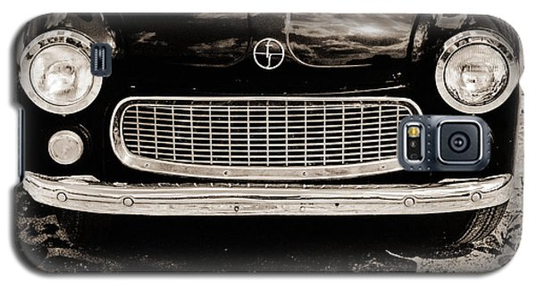 Galaxy S5 Case featuring the photograph Happy Old Car by Arkady Kunysz