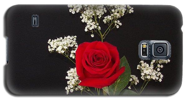 Happy Rose Galaxy S5 Case