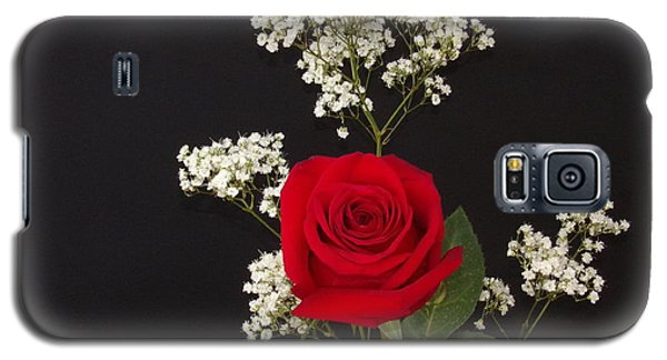 Happy Rose Galaxy S5 Case
