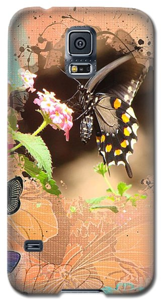 Happy Spring Galaxy S5 Case