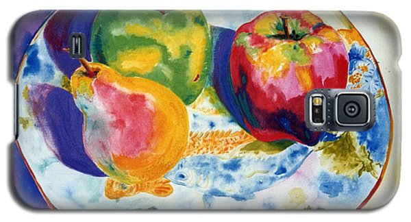Happy Trio In Chinese Bowl Galaxy S5 Case by Lisa Boyd