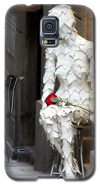Happy Valentines Day Galaxy S5 Case by Jennifer Wheatley Wolf