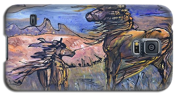 Harbinger Galaxy S5 Case