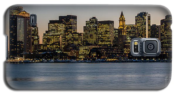 Harbor City Galaxy S5 Case by Stephen Flint