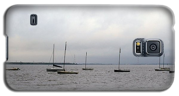 Galaxy S5 Case featuring the photograph Harbor by David Jackson