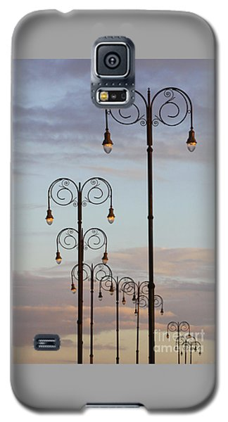 Harbor Lights Galaxy S5 Case