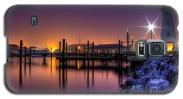Harbor Moods Galaxy S5 Case by Maddalena McDonald