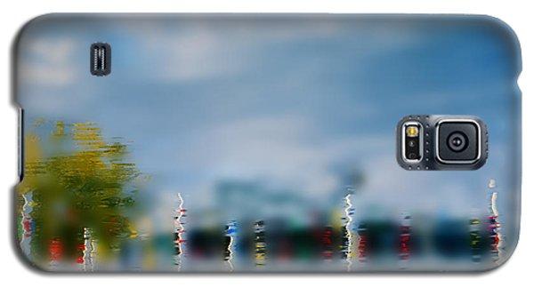 Harbor Reflections Galaxy S5 Case