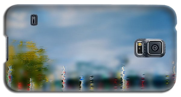 Harbor Reflections Galaxy S5 Case